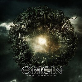 ORIGIN - Omnipresent (CD)