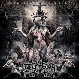 BELPHEGOR - Conjuring The Dead (Limited Edition) (CD + DVD)