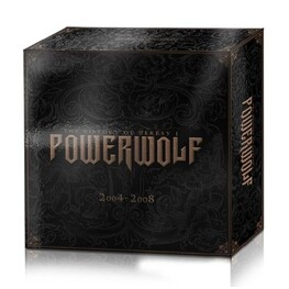 POWERWOLF - History Of Heresy I: 2004-2008 (Box Set) (3CD)