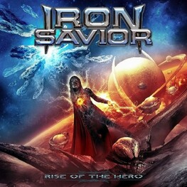 IRON SAVIOR - Rise Of The Hero (CD)