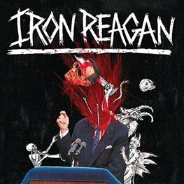 IRON REAGAN - Tyranny Of Will (Limited Red Vinyl) (2LP)
