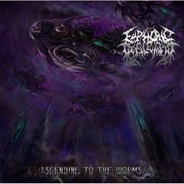 EUPHORIC DEFILEMENT - Ascending To The Worms (CD)