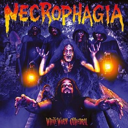 NECROPHAGIA - Whiteworm Cathedral-digi- (CD)