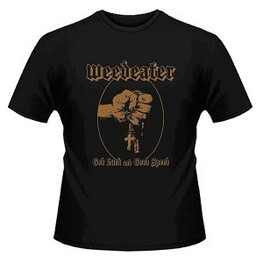 WEEDEATER - God Luck & Good Speed Black T-shirt - X-large (T-Shirt)