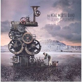 THE NEAL MORSE BAND - The Grand Experiment (CD)