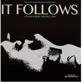 SOUNDTRACK, DISASTERPEACE - It Follows: Original Motion Picture Soundtrack (Vinyl) (LP)
