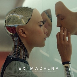 SOUNDTRACK, GEOFF BARROW & BEN SALISBURY - Ex Machina: Original Motion Picture Soundtrack (2CD)