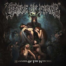 CRADLE OF FILTH - Hammer Of The Witches (CD)