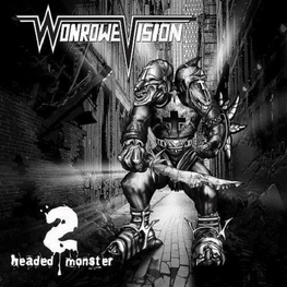 WONROWE VISION (STEVE ROWE) - 2 Headed Monster (CD)