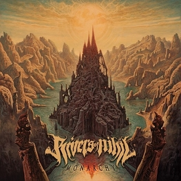 RIVERS OF NIHIL - Monarchy (CD)