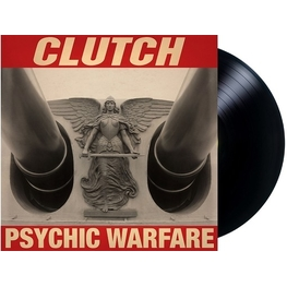 CLUTCH - Psychic Warfare (Black Vinyl In Gatefold Sleeve) (LP)