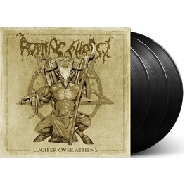 ROTTING CHRIST - Lucifer Over Athens (Limited 3lp Black Vinyl) (3LP)