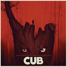 STEVE MOORE, ZOMBI - Cub: Original Motion Picture Soundtrack (Vinyl) (LP)