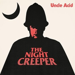 UNCLE ACID & THE DEADBEATS - Night Creeper (Limited Orange Coloured Vinyl) (2LP)