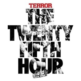 TERROR - 25th Hour, The (Limited Edition) (CD)
