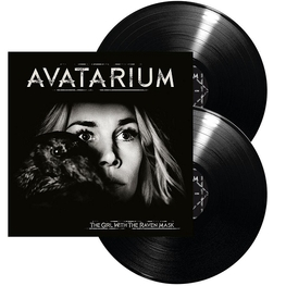 AVATARIUM - Girl With The Raven Mask, The (Vinyl) (2LP)