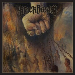 BLACK BREATH - Slaves Beyond Death (CD)
