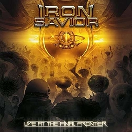 IRON SAVIOUR - Live At The Final Frontier (2CD+DVD)