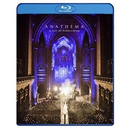 ANATHEMA-A SORT OF HOMECOMING(BLU-RAY) - Anathema-a Sort Of Homecoming(Blu-ray) (Blu-Ray)