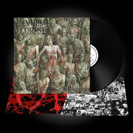 CANNIBAL CORPSE - Bleeding (Vinyl) (LP)