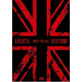 BABYMETAL - Live In London: World Tour 2014 (2 DVD)