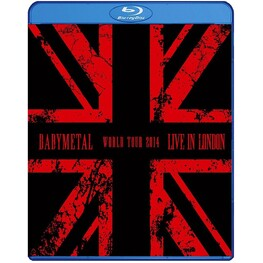 BABYMETAL - Live In London: World Tour 2014 (Blu-Ray)