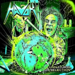 HAVOK - Unnatural Selection With Point Of No Return (Ltd) (2LP)
