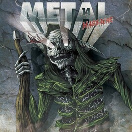 VARIOUS ARTISTS - Metal Massacre 14 (CD)