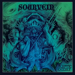 SOURVEIN - Aquatic Occult (Limited Blue Vinyl) (LP)