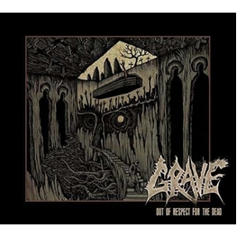 GRAVE - Out Of Respect For The Dead (CD)