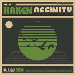 HAKEN - Affinity (Standard Cd Jewelcase) (CD)