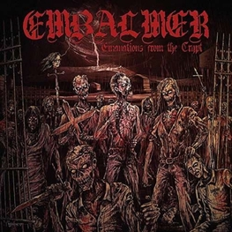 EMBALMER - Emanations From The Crypt (LP)