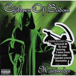 CHILDREN OF BODOM - Hatebreeder (Enhanced) (CD)