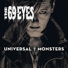 SIXTYNINE EYES - Universal Monsters (CD)