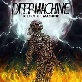 DEEP MACHINE - Rise Of The Machine (Ger) (LP)