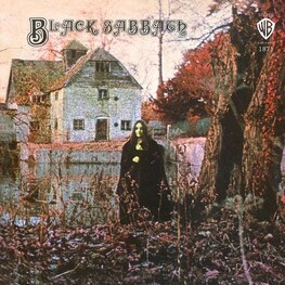 BLACK SABBATH - Black Sabbath (Opaque Red Coloured Vinyl - Limited 180 Gram) (LP)