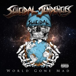 SUICIDAL TENDENCIES - World Gone Mad (CD)