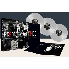 AC/DC - Broadcast Collection (Limited Clear Coloured Vinyl) (3LP)