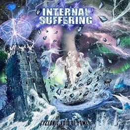 INTERNAL SUFFERING - Cyclonic Void Of Power (CD)