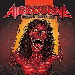 AIRBOURNE - Breakin Outta Hell (Lp) (LP)
