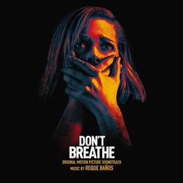 SOUNDTRACK, ROQUE BANOS - Don't Breathe: Original Motion Picture Soundtrack (Orange Coloured Vinyl) (2LP)