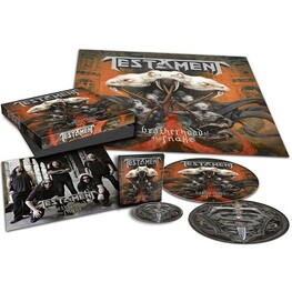TESTAMENT - Brotherhood Of The Snake: Limited Edition Box Set (2LP)