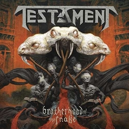 TESTAMENT - Brotherhood Of The Snake (Vinyl) (2LP)