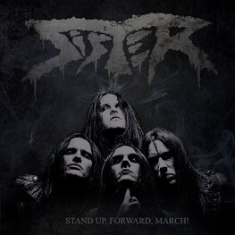 SISTER - Stand Up, Forward, March! (CD)