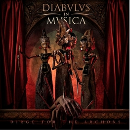 DIABULUS IN MUSICA - Dirge For The Archons (CD)
