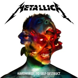 METALLICA - Hardwired... To Self-destruct: Deluxe Edition (3CD)