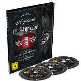 NIGHTWISH - Vehicle Of Spirit (3dvd) - (3DVD)