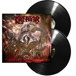KREATOR - Gods Of Violence (2LP)