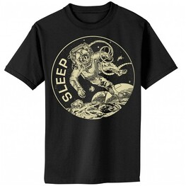 SLEEP - The Clarity (Black T-shirt) Medium (T-Shirt)