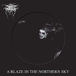 DARKTHRONE - Blaze In The Northern Sky (Picture Disc) (LP)